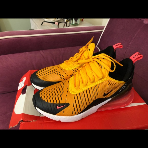 buy online fc7b4 e0f6b Nike Air Max 270 Men s  Tiger . M 5bc4e84e2beb79cda5e416d2